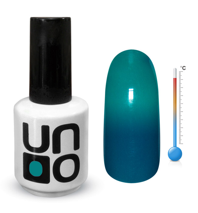 Термо гель-лак Uno - Т07, 15мл.
