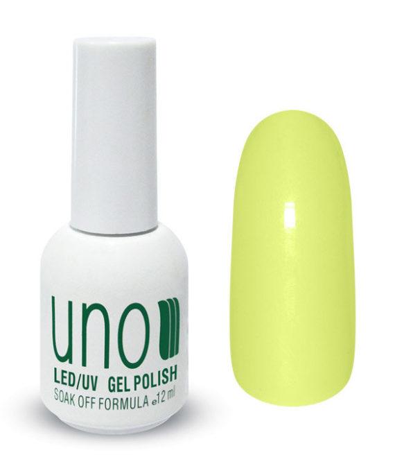 "Гель-лак ""Uno"" - 003 Лимон - Lemon, 12мл. NEW!!!"